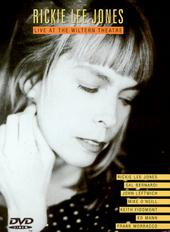 Rickie Lee Jones - Live at the Wiltern Theatre on DVD
