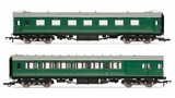Hornby: BR (Ex-Maunsell) Pull/Push Coach Pack
