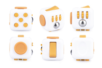 Antsy Labs Fidget Cube (Series 1, Sunset)