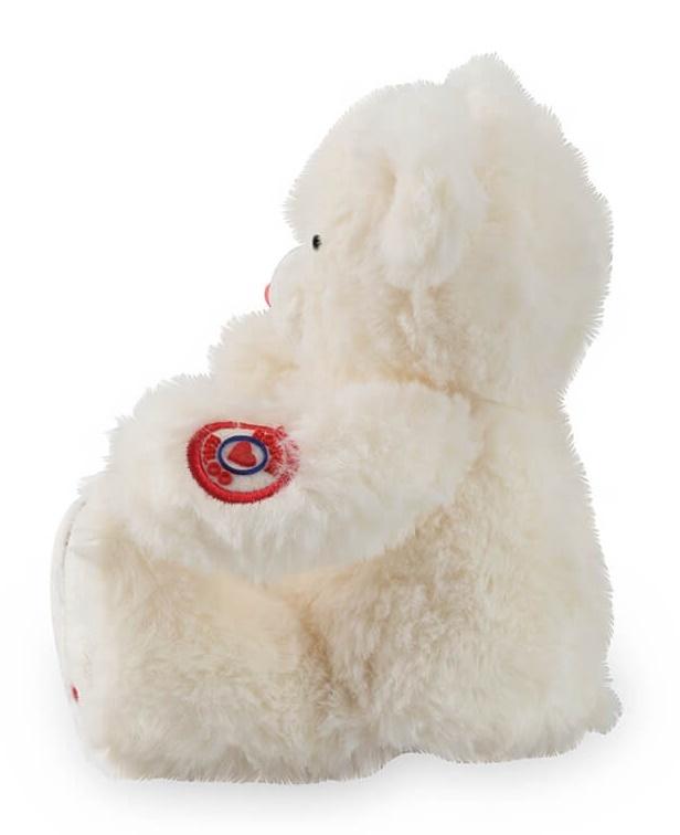 Kaloo: Ivory White Bear - Small Plush (19cm) image
