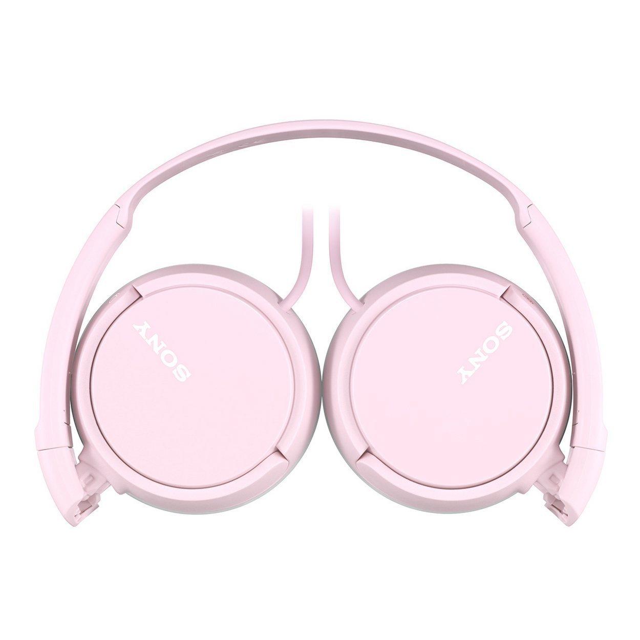 Sony: ZX110 Overhead Headphones (Pink) image