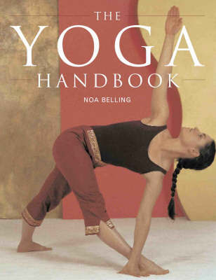 The Yoga Handbook by Noa Belling image