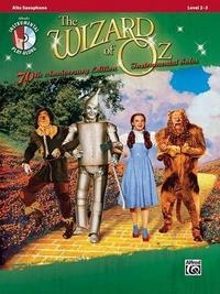The Wizard of Oz Instrumental Solos: Alto Sax, Book & CD by Alfred Publishing