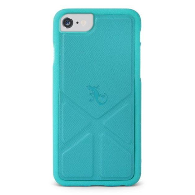 Gecko Origami Case for iPhone 7/6/6s - Seafoam