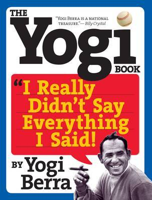 The Yogi Book by Yogi Berra image