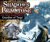 Shadows of Brimstone: Guardian of Targa - Deluxe Enemy Pack