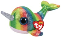 Ty Beanie Boo: Narwhal - Small Plush image