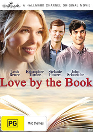 Hallmark Channel's Love By The Book on DVD