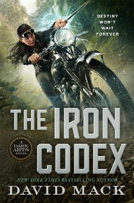 The Iron Codex by David Mack