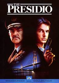 The Presidio on DVD