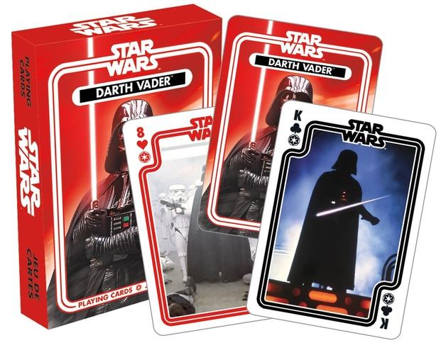 Star Wars: Playing Card Set - Darth Vader