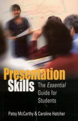Presentation Skills by Patsy McCarthy image