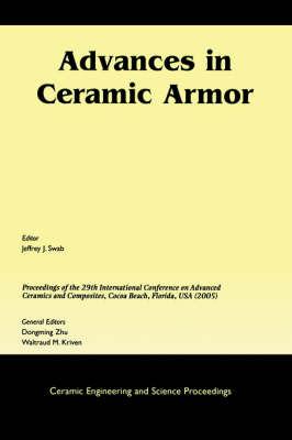 Advances in Ceramic Armor image