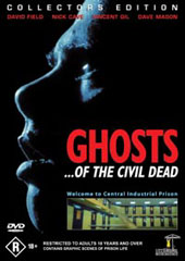 Ghosts Of The Civil Dead on DVD