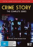 Crime Story - The Complete Series DVD