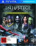 Injustice: Gods Among Us Ultimate Edition for PlayStation Vita