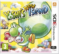 Yoshi's New Island for Nintendo 3DS image