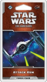 Star Wars The Card Game - Attack Run