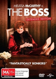 The Boss on DVD