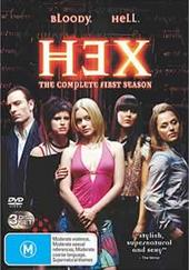 Hex - Complete Season One (3 Disc Set) on DVD