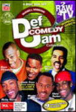 Def Comedy Jam Collection - All Stars 2 (3 Disc Box Set) on DVD