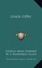 Lenox (1896) by George Abiah Hibbard