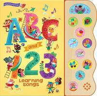 ABC and 123 Learning Songs by Beatrice Costamagna