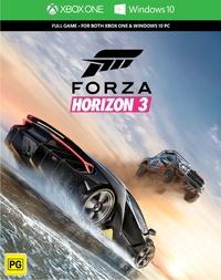Xbox One S 1TB Forza Horizon 3 Console Bundle for Xbox One image