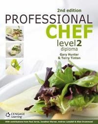Professional Chef Level 2 Diploma by Gary Hunter