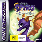 Legend of Spyro: The Eternal Night for Game Boy Advance