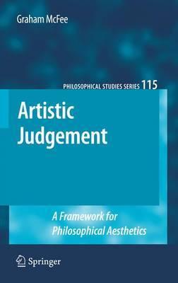 Artistic Judgement by Graham McFee