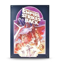 Star Wars: Metal Sign - Empire Strikes Back
