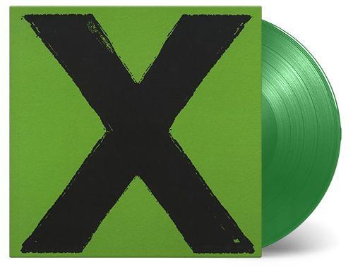 x (2LP) (Coloured LP) by Ed Sheeran