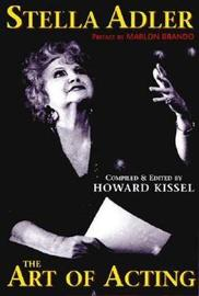 Stella Adler by Howard Kissel