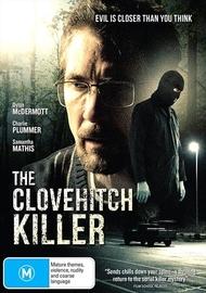 The Clovehitch Killer on DVD