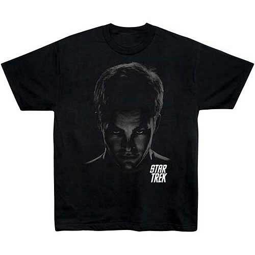 Star Trek Movie: Kirk Shadows T-Shirt (Large) image