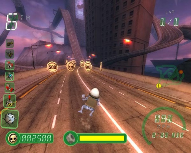 Crazy Frog Racer for PS2 image