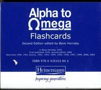 Alpha to Omega: A. to Z. of Teaching Reading, Writing and Spelling: Flashcards by Beve Hornsby image