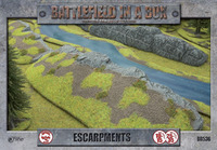 Battlefield in a Box - Escarpments