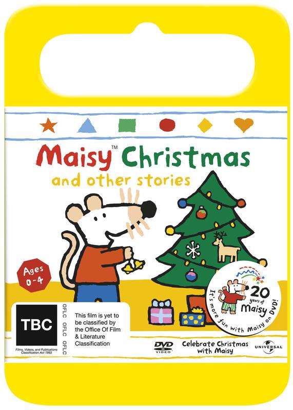 maisy mouse christmas eve