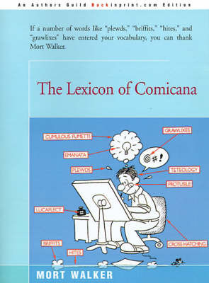 The Lexicon of Comicana by Mort Walker
