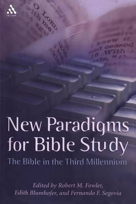New Paradigms for Bible Study image