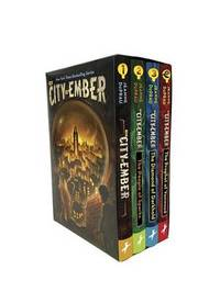 The City of Ember Complete Boxed Set by Jeanne DuPrau