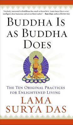 Buddha is as Buddha Does by Lama Surya Das image