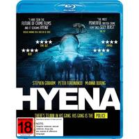 Hyena on Blu-ray