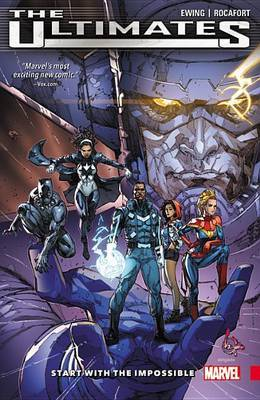 Ultimates: Omniversal Vol. 1 - Start With The Impossible by Al Ewing