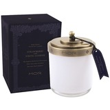 MOR Fragrant Candle - Strawberry & White Jasmine
