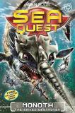 Sea Quest: Monoth the Spiked Destroyer by Adam Blade