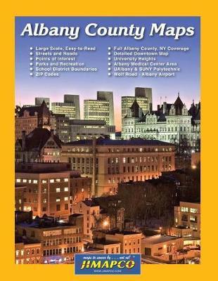 Albany County Maps by Jimapco Inc
