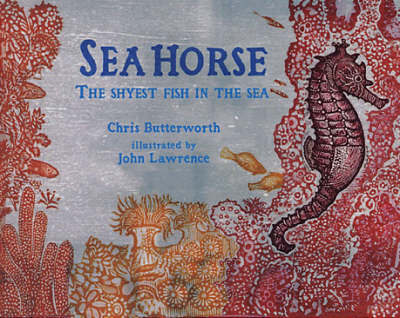 Seahorse: The Shyest Fish in the Sea by Chris Butterworth image